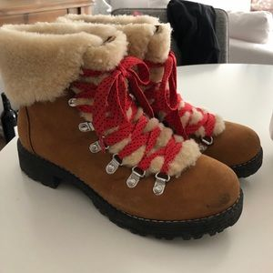 Jcrew Nordic Boots